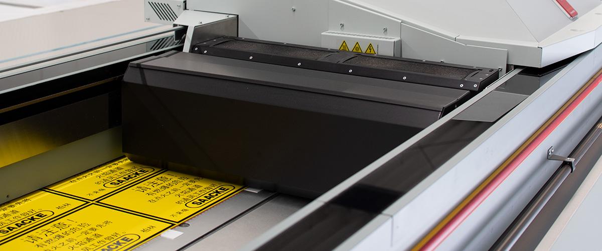 Digitaldruck auf Hart-PVC